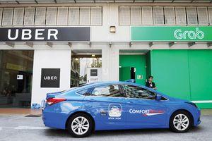 Đằng sau việc Grab mua lại Uber Đông Nam Á