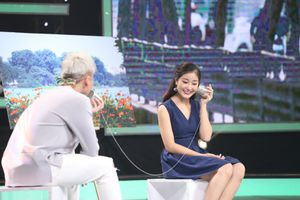Cherry Quỳnh tham gia vì yêu mà đến