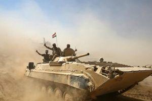 'Hổ' Syria chuyển hướng tấn công, tận diệt IS chui rúc trong sa mạc