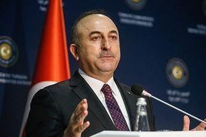 Thổ Nhĩ Kỳ phủ nhận tấn công vũ khí hóa học tại Syria