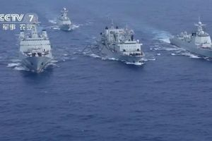 Tàu chiến Trung Quốc tới Maldives làm gì?