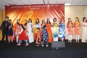 Đại sứ quán Việt Nam tại Ba Lan tổ chức đón Tết mừng Xuân Mậu Tuất