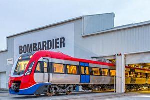 Hàng trăm nhân viên của nhà máy Bombardier Transportation có thể mất việc