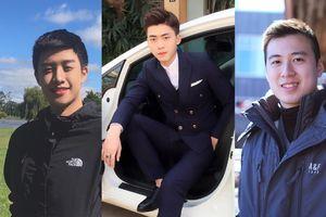 3 anh chàng hot boy tuổi Tuất khiến hội chị em 'mê mẩn'