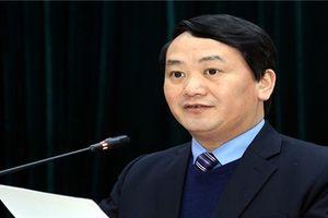 Ông Hầu A Lềnh được bổ nhiệm giữ chức Phó Bí thư Đảng đoàn MTTQ Việt Nam