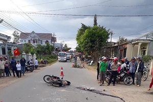 Vượt xe ô tô, nam thiếu niên tử vong chiều mồng 6 Tết tại Đắk Lắk