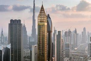 Bên trong khách sạn cao nhất thế giới vừa mở cửa tại Dubai