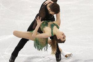 Bất chấp sự cố lộ ngực, nữ VĐV đoạt HCB Olympic mùa đông!