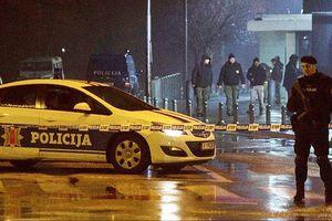 Đại sứ quán Mỹ ở thủ đô Montenegro bị ném lựu đạn
