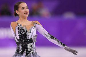 Thế vận hội mùa Đông 2018: VĐV 15 tuổi mang về cho đoàn Nga tấm HCV đầu tiên