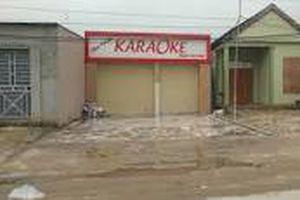 Bắt 3 anh em ruột đuổi chém khách, đâm chết chủ quán karaoke