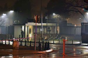 Ném thiết bị nổ vào Đại sứ quán Mỹ ở Montenegro rồi tự sát