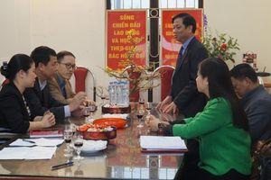 Công đoàn huyện Thanh Trì thực hiện tốt kỷ cương hành chính đầu năm 2018