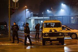 Kẻ tự sát ném thiết bị nổ vào Đại sứ quán Mỹ ở Montenegro
