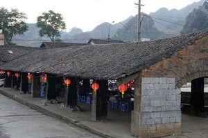 Độc đáo kiến trúc cổ Đồng Văn