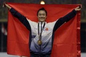 VĐV Lê Tú Chinh mang theo nhiều hoài bão trong chuyến tập huấn tại Mỹ