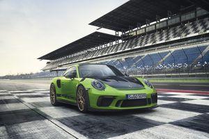 Porsche 911 GT3 RS bản nâng cấp lộ diện