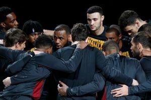 Dự đoán NBA 2017-18, Cleveland Cavaliers (34-23) – Memphis Grizzlies (18-38): Kỵ sĩ xơi tái 'Gấu Sẹo'