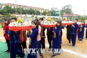 Nô nức Lễ hội Lồng tông của đồng bào dân tộc Tày