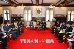 Thái Lan - Việt Nam hợp tác chặt chẽ về quốc phòng, an ninh