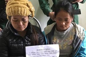Biên phòng Sơn La: Bắt giữ 2 đối tượng vận chuyển thuê 3.200 viên ma túy tổng hợp