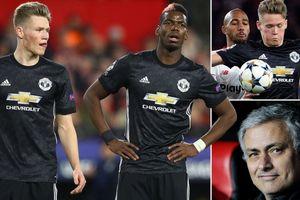 Paul Pogba và nỗi lo sợ trở thành người thừa trong mắt Mourinho