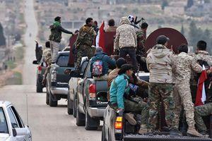 Chiến sự Syria: Hơn 400 quân chính phủ đã có mặt tại Afrin