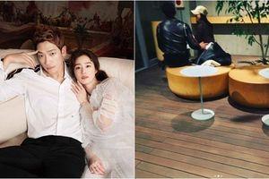 Bi Rain và Kim Tae Hee 'trốn' con gái bí mật 'hẹn hò' tại Nhật