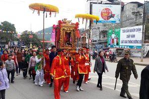 Tuyên Quang: Hàng nghìn người nô nức dự lễ hội Lồng Tông - Chiêm Hóa