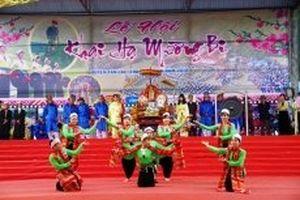 Khai mạc lễ hội Khai hạ Mường Bi ở Hòa Bình