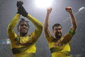 Dortmund và RB Leipzig thoát hiểm ở Europa League
