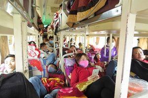 Quảng Bình: Ngăn chặn xe nhồi nhét hành khách