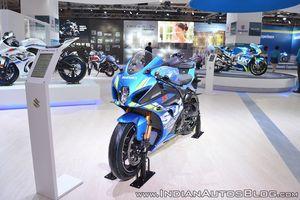 Suzuki GSX-R1000R 2018 gây chú ý với thiết kế ấn tượng