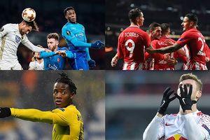 16 đội bóng giành vé vào vòng 1/8 Europa League 2017/2018
