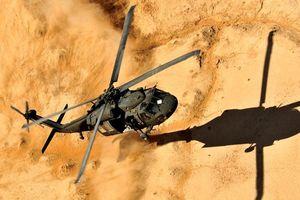Uy lực trực thăng Mỹ thực thi nhiệm vụ khắp thế giới