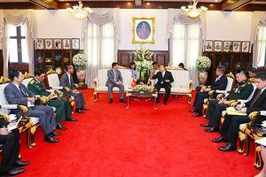 Việt Nam-Thái Lan tiếp tục hợp tác chặt chẽ về an ninh quốc phòng