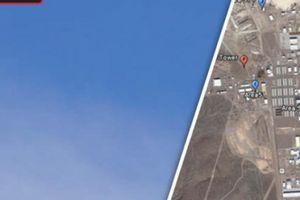 Máy bay chiến đấu Mỹ đánh bại máy bay bí ẩn ở Khu vực 51 huyền bí
