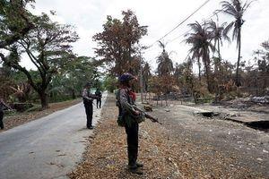 Myanmar: Nổ bom tại khu nhà một quan chức cấp cao