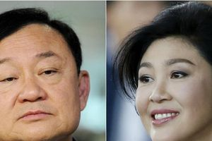 Mục tiêu bất ngờ sau sự xuất hiện ở châu Á của bà Yingluck và ông Thaksin