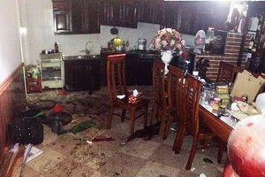 Khởi tố bị can nổ mìn, đốt nhà nữ giáo viên sáng mồng 2 Tết