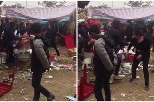Nam thanh niên bị nhóm đối tượng đánh trọng thương trước cổng chùa