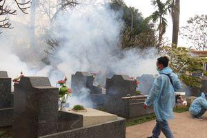 Thanh Trì tổng vệ sinh môi trường phòng chống sốt xuất huyết