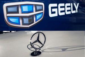 Geely thành cổ đông lớn nhất của chủ thương hiệu Mercedes-Benz