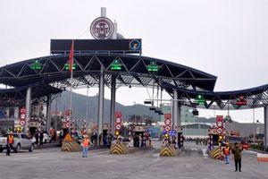 Quảng Ninh: Tạm giữ đối tượng 'quá khích' tại trạm thu phí BOT đoạn Hạ Long – Mông Dương