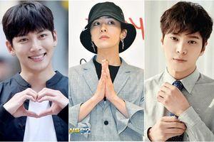 G-Dragon trở thành 'hậu bối' của Ji Chang Wook và Joo Won trong quân đội