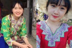 Cô gái Sapa xinh đẹp bán cơm lam khiến dân mạng 'bấn loạn'
