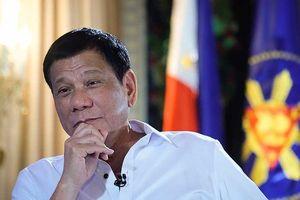 Báo cáo tình báo Mỹ viết ông Duterte là 'mối đe dọa'
