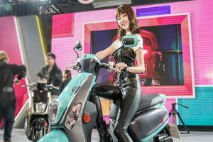Ra mắt 2018 Yamaha New Cuxi giá 23,6 triệu đồng cho phái đẹp