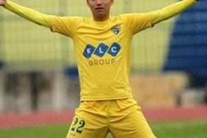 Tuyển thủ U23 Việt Nam của Thanh Hóa có bến đỗ mới