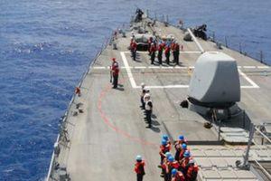 Vì sao Mỹ khoe sức mạnh ở Biển Đen?